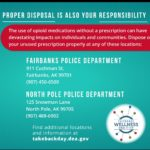 Proper Disposal of Opioids