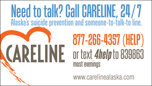Careline Cards reverse side
